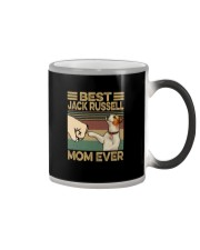 BEST Jack Russell MOM EVER Color Changing Mug thumbnail