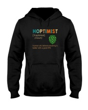 HOPTIMIST EVEYTHING IS BETTER WITH IPA Hooded Sweatshirt thumbnail