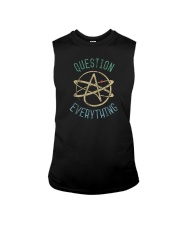 QUESTION EVERYTHING Sleeveless Tee thumbnail