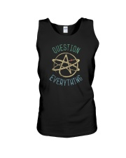 QUESTION EVERYTHING Unisex Tank thumbnail