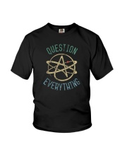 QUESTION EVERYTHING Youth T-Shirt thumbnail