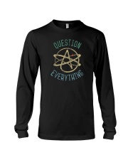 QUESTION EVERYTHING Long Sleeve Tee thumbnail