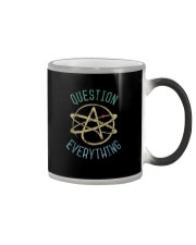 QUESTION EVERYTHING Color Changing Mug thumbnail