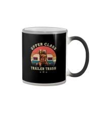 UPPER CLASS TRAILER TRASH Color Changing Mug thumbnail
