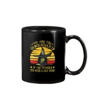 WE ARE DESCENDANTS OF THE WITCHES Mug thumbnail