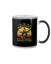 WE ARE DESCENDANTS OF THE WITCHES Color Changing Mug thumbnail