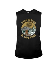 STAY WEIRD  Sleeveless Tee thumbnail