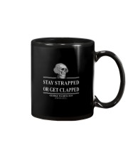 STAY TRAPPED OR GET CLAPPED Mug thumbnail