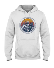 GO OUTSIDE BEAR Hooded Sweatshirt thumbnail