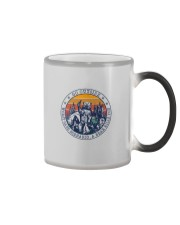 GO OUTSIDE BEAR Color Changing Mug thumbnail
