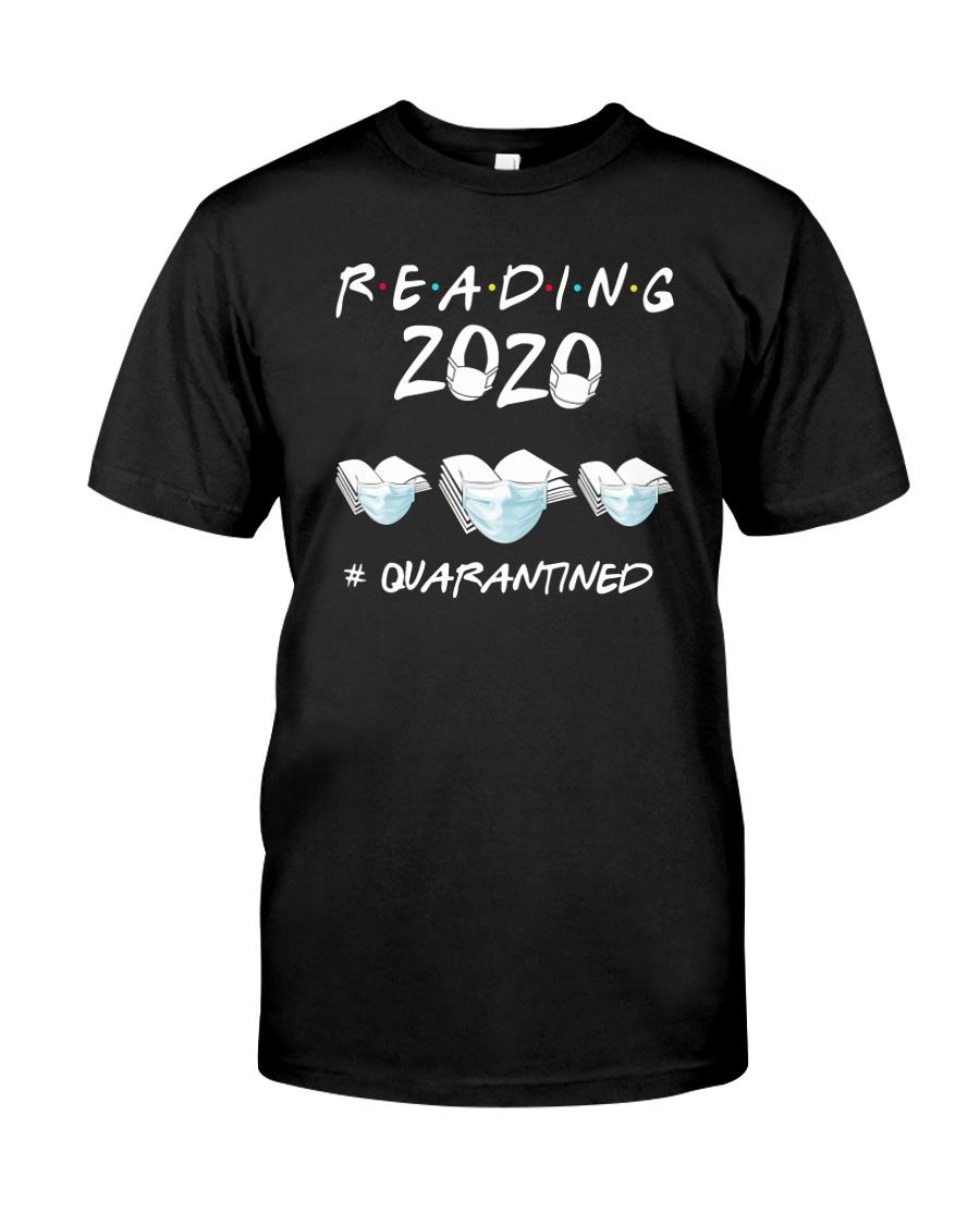 READING 2020 QUARANTINED Classic T-Shirt