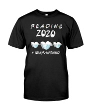 READING 2020 QUARANTINED Classic T-Shirt front