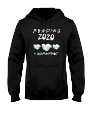 READING 2020 QUARANTINED Hooded Sweatshirt thumbnail