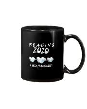 READING 2020 QUARANTINED Mug thumbnail