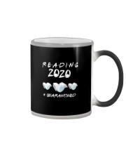 READING 2020 QUARANTINED Color Changing Mug thumbnail