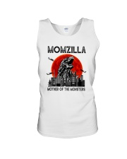 MOTHER OF THE MONSTERS MOMZILLA Unisex Tank thumbnail