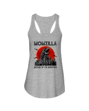 MOTHER OF THE MONSTERS MOMZILLA Ladies Flowy Tank thumbnail