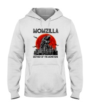 MOTHER OF THE MONSTERS MOMZILLA Hooded Sweatshirt thumbnail