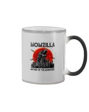 MOTHER OF THE MONSTERS MOMZILLA Color Changing Mug thumbnail