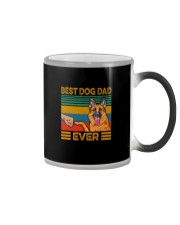 BEST DOG DAD EVER Color Changing Mug thumbnail