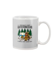 WELCOME TO CAMP QUITCHERBITCHIN Mug thumbnail