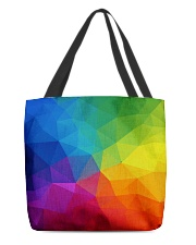 LGBT All-over Tote back