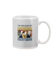 I'M 100 PERCENT THAT CRAZY HEIFER Mug thumbnail