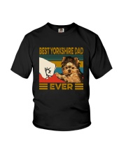 BEST  Yorkshire DAD EVER Youth T-Shirt thumbnail