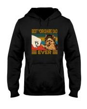 BEST  Yorkshire DAD EVER Hooded Sweatshirt thumbnail