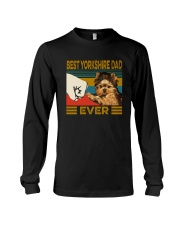 BEST  Yorkshire DAD EVER Long Sleeve Tee thumbnail