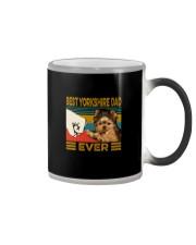 BEST  Yorkshire DAD EVER Color Changing Mug thumbnail