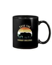 SAVE THE CHUBBY UNICORNS VINTAGE Mug thumbnail