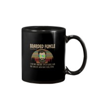 BEARDED FUNCLE noun Mug tile