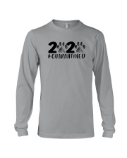 DOG PAW 2020 QUARANTINED Long Sleeve Tee thumbnail