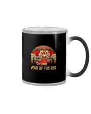 YEAR OF THE RAT VT Color Changing Mug thumbnail