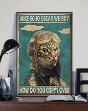 MIKE ECHO OSCAR WHISKY 16x24 Poster lifestyle-poster-2
