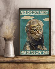 MIKE ECHO OSCAR WHISKY 16x24 Poster lifestyle-poster-3