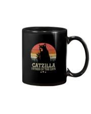 CATZILLA FATHER OF THE CATS Mug thumbnail