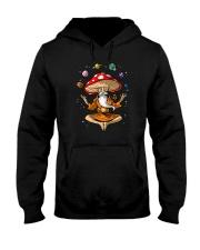 MAGIC MUSHROOMS YOGA Hooded Sweatshirt thumbnail