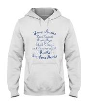 IT'S ME I'M SOME AUNTS Hooded Sweatshirt thumbnail