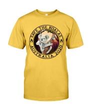 save koala Classic T-Shirt front