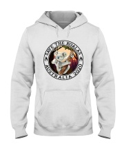 save koala Hooded Sweatshirt thumbnail