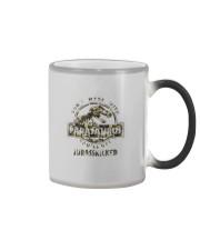 DON'T MESS WITH PAPASAURUS CAMO Color Changing Mug thumbnail
