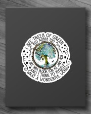 I SEE GREEN TREES Sticker - Single (Vertical) aos-sticker-single-vertical-lifestyle-front-10