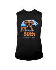 EARTH DAY 50TH ANNIVERSARY APRILL 22ND Sleeveless Tee thumbnail