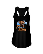 EARTH DAY 50TH ANNIVERSARY APRILL 22ND Ladies Flowy Tank thumbnail