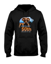 EARTH DAY 50TH ANNIVERSARY APRILL 22ND Hooded Sweatshirt thumbnail