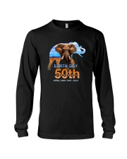EARTH DAY 50TH ANNIVERSARY APRILL 22ND Long Sleeve Tee thumbnail