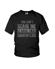 I HAVE TWO DAUGHTERS Youth T-Shirt thumbnail