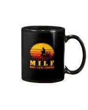 MILF MAN I LOVE FISHING VINTAGE Mug thumbnail